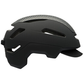 Bell Hub Commuter Helmet black/red